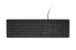 Dell DELL Multimedia Keyboard-KB216 - Czech (QWERTZ) - Black